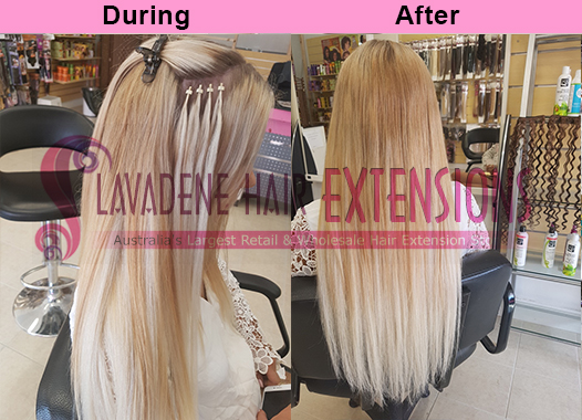 Halo Hair Extensions Melbourne
