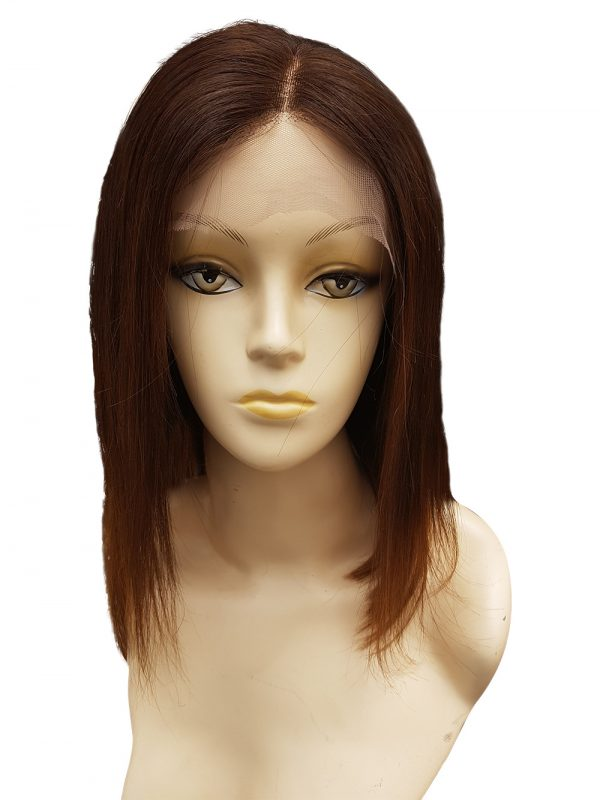 Lavadene Lace Front Human Hair Wig - LavN42